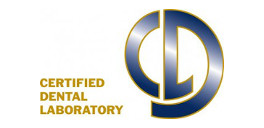 Certified Dental Laboratory logo