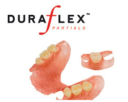 DuraFlex partials